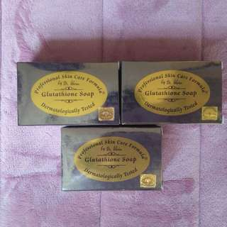 Glutathione Soap by Dr. Alvin
