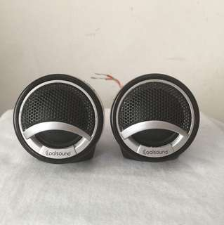 "Tweeter 1.5"" by CoolSound. Car Radio And Audio System"