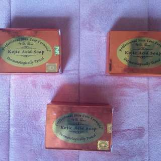 Kojic Soap by Dr. Alvin