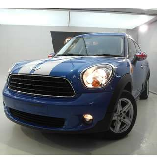 MINI COUNTRYMAN ONE 2013/14