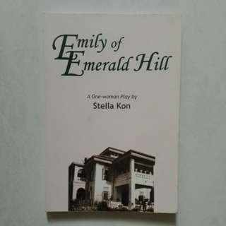 Emily of Emerald Hill by Stella Kon
