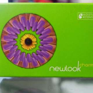Contact lense new look charm