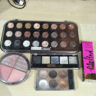 Used Makeup Budget Sale