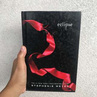 TWILIGHT: ECLIPSE POCKET BOOK HARD BOUND