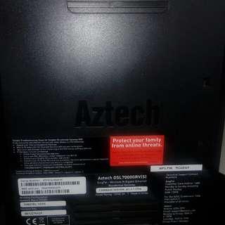 Sintel -wireless N Gigabit Ethernet