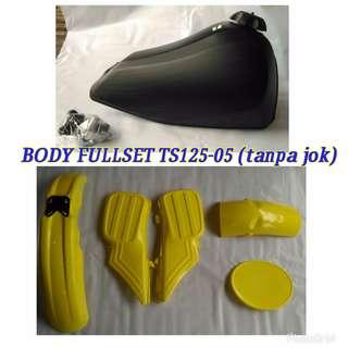 BODY FULLSET TS150 - 05 (TANPA JOK)