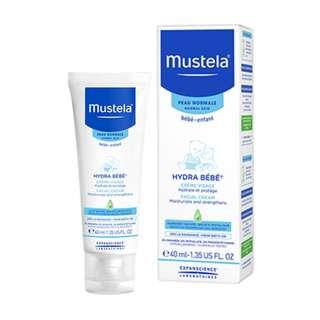 Mustela Hydra Bebe Facial Cream 40ml