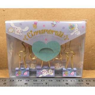 Sanrio Cinnamoroll 玉桂狗 文件夾子 335941