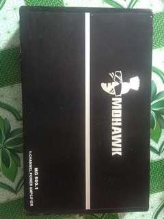 Mohawk Amplifier Monoblock