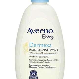 Aveeno Dermexa Moisturizing Wash 236mL