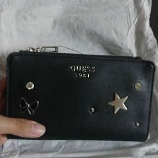GUESS phone wallet (authentic)