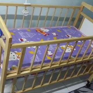 Katil Bayi/Baby Cot