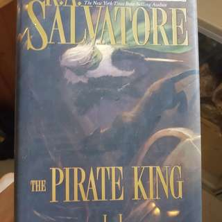 R.A Salvatore The Pirate King Forgotten Realms novel