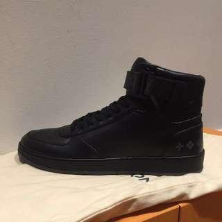 Louis Vuitton Rivoli High Sneaker LV 1A34BQ EUR 42/UK7.5