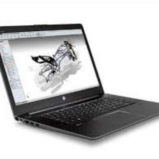 Used HP Zbook15 G3 (Under HP Warranty)