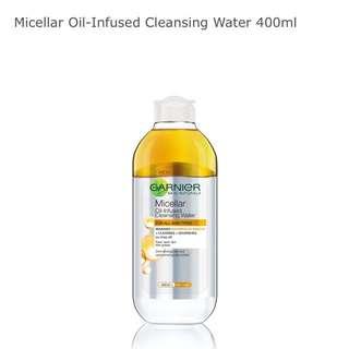 Garnier Micellar Oil Infused Cleansing Water