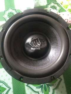 Subwoofer The Punch