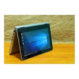 HP Pavilion X360 Series Touchscreen 11.6inch Laptop