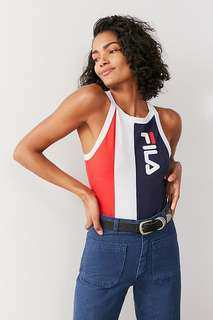‼️For Preorder‼️ Fila Alana Colorblock Bodysuit