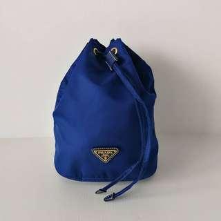 Authentic Prada Cosmetic Bag