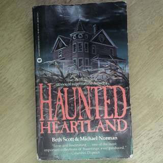 Haunted Heartland | Haunted stories | Occult