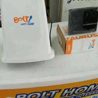 bolt home unlimited + Big TV