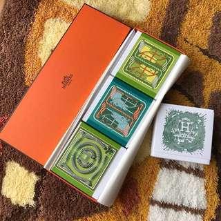 🆕Hermes 3 soaps set 一盒三個【只限順豐到付】