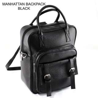 Manhattan backpack 3 and 1