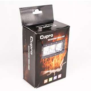 CuPro Underwater Light for GoPro