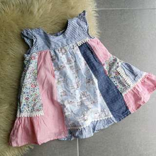 NEXT DRESS (3-6 months)