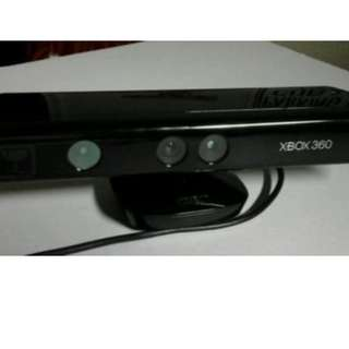 Xbox 360 Kinect Sensor Including 2 games