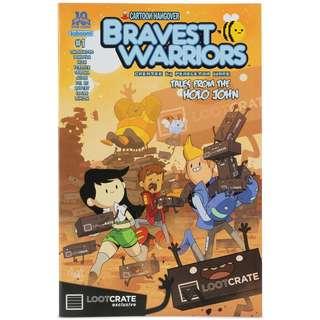 Bravest Warriors #1 (Loot Crate Exclusive)