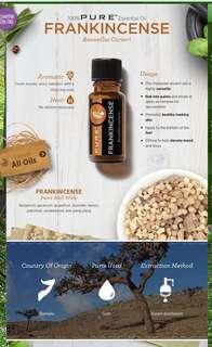 Frankincense essential oil from Melaleuca 15ml