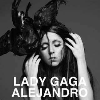 "LADY GAGA 'Alejandro' Picture 7"""