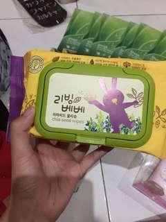 Tissue Basah Korea