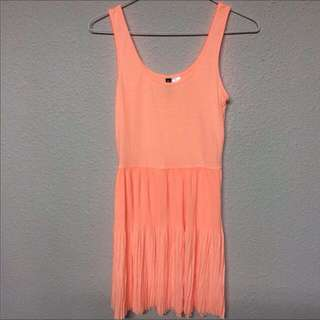 *BRAND NEW* H&M Orange Dress