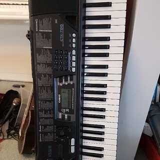 Casio Ctk 700 Keyboard