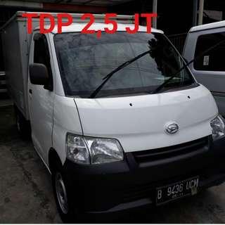Daihatsu GranMax 1300 Box 2014 Tdp 2.5 jt