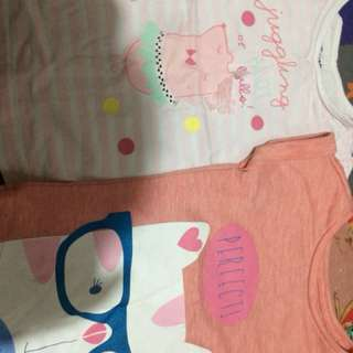 Pre loved toddler shirts