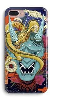 鬼頭iPhone手機殼,,電話套