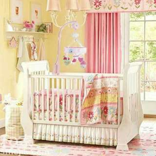 musical crib mobile