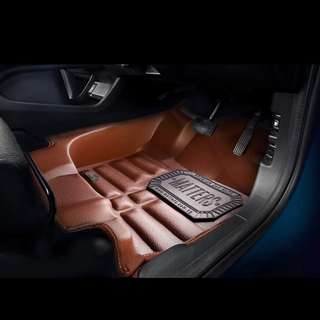 Matters 5D Premium 5D Car Mats Qoo10 Official Store