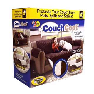 Reversible Couch Coat Recliner Cover