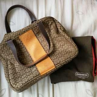 Ori Coach Small Tote Bag