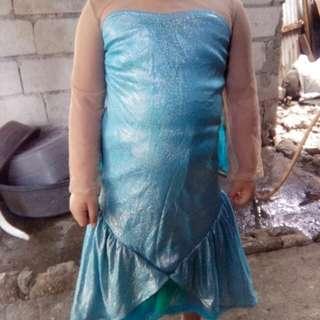 Elsa costume 18-24months