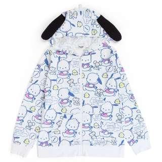 日本代購 sanrio 專門店 2018年 2月 Pochakko  外套