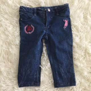 Baby Jeans Polo [NEW]