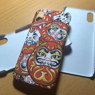 達摩手機殼,半包硬殼,iPhone手機套