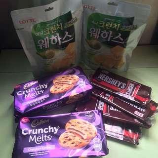 韓國 英國 零食 $45@2
