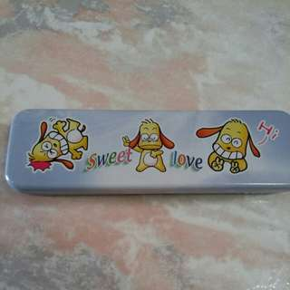 Year Of The Dog Pencil Box